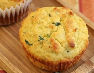 Buttermilk-Herb-Muffins