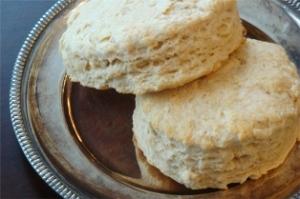 kefir biscuit